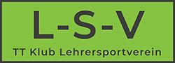 Logo LSV - Tischtennisklub Lehrersportverein