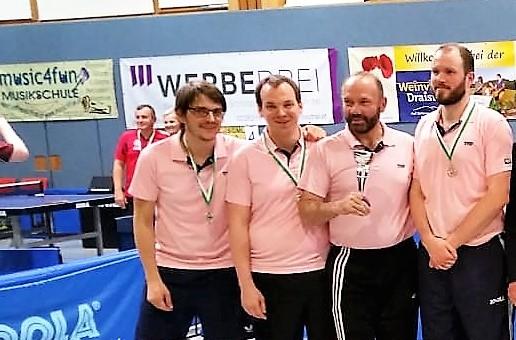 Wiener Tischtennis Cup 2019 | LSV im Finale beim Cup B