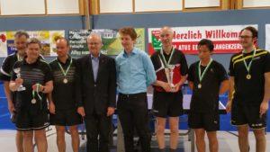 Wiener Tischtennis Cup 2019 | 2. Platz für LSV im Bewerb C